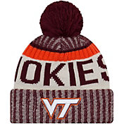 New Era Men's Virginia Tech Hokies Maroon Sport Knit Beanie