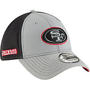 New Era Men's San Francisco 49ers 2Tone-Sided Graphite Stretch-Fit Hat