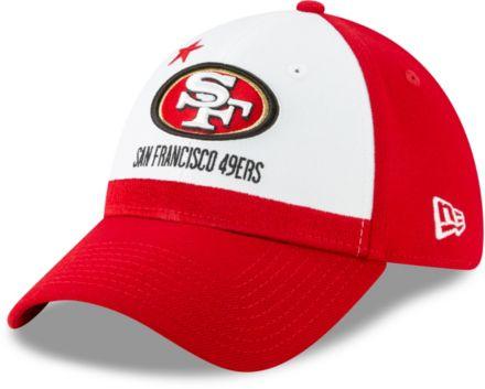 bdeca6ae New Era Men's San Francisco 49ers 2019 NFL Draft 39Thirty Stretch Fit