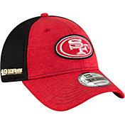 New Era Men's San Francisco 49ers Surge 9Forty Red Adjustable Hat