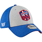 New Era Men's Buffalo Bills Sideline Road 39Thirty Stretch Fit Hat