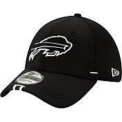 New Era Men's Buffalo Bills Sideline Training Camp 39Thirty Stretch Fit Black Hat