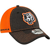 New Era Men's Cincinnati Bengals Surge 9Forty Black Adjustable Hat