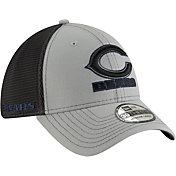 New Era Men's Chicago Bears 2Tone-Sided Graphite Stretch-Fit Hat