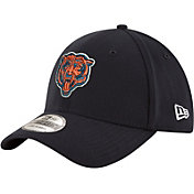 New Era Men's Chicago Bears 39Thirty Navy Stretch Fit Hat