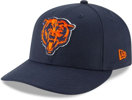 15844acabce New Era Men s Chicago Bears 2019 NFL Draft 59Fifty Fitted Navy Hat ...