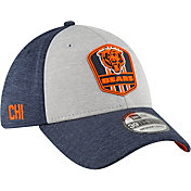7a406b26adc2ff ... spain product image new era mens chicago bears sideline road 39thirty  stretch fit hat 6681f 3e566