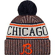 New Era Men's Chicago Bears Sideline Cold Weather Sport Knit