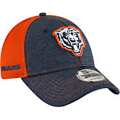 New Era Men's Chicago Bears Surge 9Forty Navy Adjustable Hat