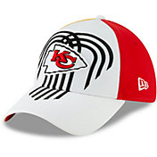 finest selection e297e 374c9 Product Image · New Era Men s Kansas City Chiefs 2019 NFL Draft 39Thirty  Stretch Fit Red Hat