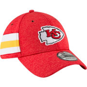 New Era Men's Kansas City Chiefs Sideline Home 39Thirty Red Stretch Fit Hat