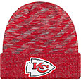 New Era Men's Kansas City Chiefs Sideline Cold Weather TD Red Knit
