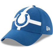 New Era Men's Indianapolis Colts 2019 NFL Draft 39Thirty Stretch Fit Blue Hat