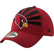 New Era Men's Arizona Cardinals 2019 NFL Draft 39Thirty Stretch Fit Red Hat