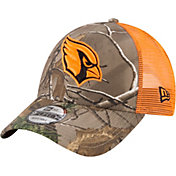 newest 790ce 0671d Product Image · New Era Men s Arizona Cardinals Real Tree 9Forty Orange  Camo Adjustable Trucker Hat