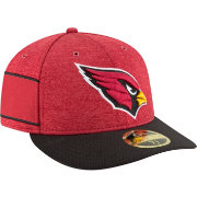 New Era Men's Arizona Cardinals Sideline Home 59Fifty Red Fitted Hat