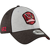 New Era Men's Arizona Cardinals Sideline Road 39Thirty Stretch Fit Hat