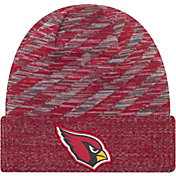New Era Men's Arizona Cardinals Sideline Cold Weather TD Red Knit