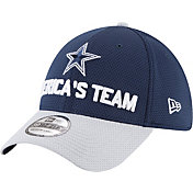 New Era Men's Dallas Cowboys 2018 NFL Draft 39Thirty Stretch Fit Navy Hat