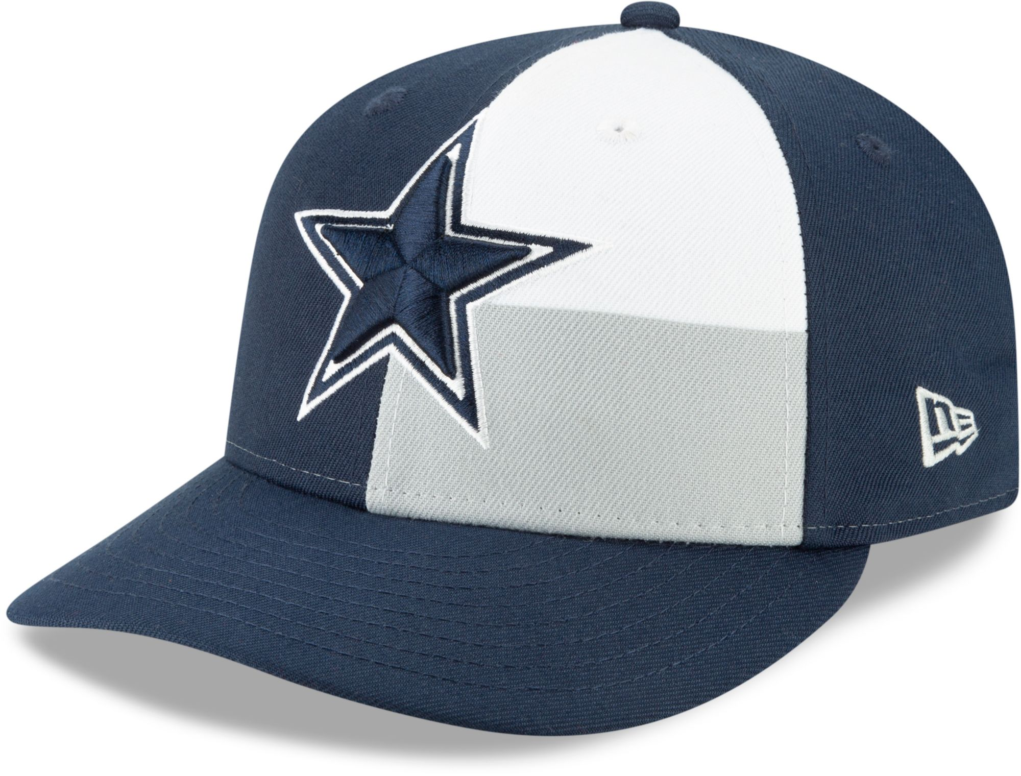 0ffc2e5c067 New Era Men s Dallas Cowboys 2019 NFL Draft 59Fifty Fitted Navy Hat ...