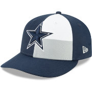New Era Men's Dallas Cowboys 2019 NFL Draft 59Fifty Fitted Navy Hat