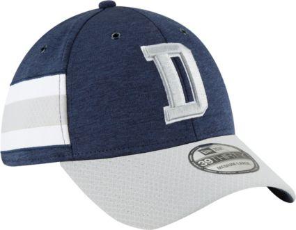 ... Dallas Cowboys Sideline Home 39Thirty Navy Stretch Fit Hat. noImageFound f73909dd4c19
