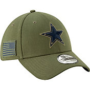 98a93ab55 Product Image · New Era Men s Salute to Service Dallas Cowboys 39Thirty  Olive Stretch Fit Hat