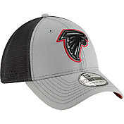 New Era Men's Atlanta Falcons 2Tone-Sided Graphite Stretch-Fit Hat