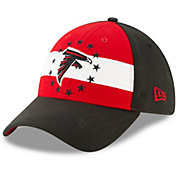 New Era Men's Atlanta Falcons 2019 NFL Draft 39Thirty Stretch Fit Black Hat