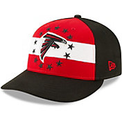 New Era Men's Atlanta Falcons 2019 NFL Draft 59Fifty Fitted Black Hat