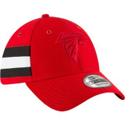 New Era Men's Atlanta Falcons Sideline Color Rush 39Thirty Red Stretch Fit Hat