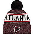 New Era Men's Atlanta Falcons Sideline Cold Weather Red Sport Knit
