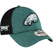 New Era Men's Philadelphia Eagles Surge 9Forty Green Adjustable Hat