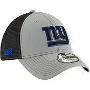 New Era Men's New York Giants 2Tone-Sided Graphite Stretch-Fit Hat