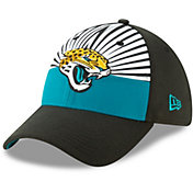 best sneakers a6d85 38ea2 Product Image · New Era Men s Jacksonville Jaguars 2019 NFL Draft 39Thirty  Stretch Fit Black Hat