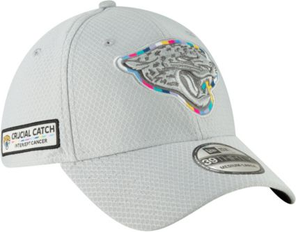New Era Men s Crucial Catch Jacksonville Jaguars Sideline 39Thirty ... f8378e2e0f8