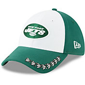 New Era Men's New York Jets 2019 NFL Draft 39Thirty Stretch Fit Green Hat