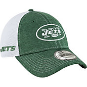 New Era Men's New York Jets Surge 9Forty Green Adjustable Hat