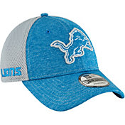 New Era Men's Detroit Lions Surge 9Forty Blue Adjustable Hat
