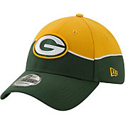 New Era Men's Green Bay Packers 2019 NFL Draft 39Thirty Stretch Fit Green Hat