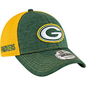 New Era Men's Green Bay Packers Surge 9Forty Green Adjustable Hat