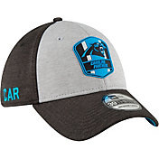 ffdac27de Product Image · New Era Men s Carolina Panthers Sideline Road 39Thirty  Stretch Fit Hat