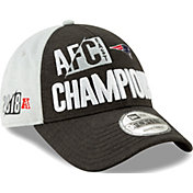 New Era Men's New England Patriots AFC East Division Champions 9Forty Adjustable Hat