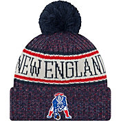 11ead4079d821 Product Image · New Era Men s New England Patriots Sideline Cold Weather  Navy Sport Knit