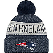 15f1dd3fd Product Image · New Era Men s New England Patriots Sideline Cold Weather  Navy Sport Knit