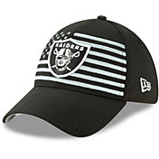 c6ae0c6adfc Product Image · New Era Men s Oakland Raiders 2019 NFL Draft 39Thirty  Stretch Fit Black Hat