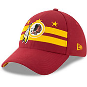 New Era Men's Washington Redskins 2019 NFL Draft 39Thirty Stretch Fit Red Hat