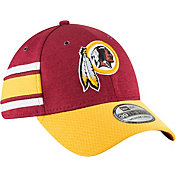 New Era Men's Washington Redskins Sideline Home 39Thirty Red Stretch Fit Hat