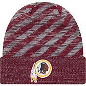 New Era Men's Washington Redskins Sideline Cold Weather TD Red Knit