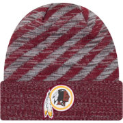 New Era Men's Washington Redskins Sideline Cold Weather TD Red Knit